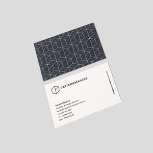 Patternmakers<strong>Brand Identity, Print + Website</strong>