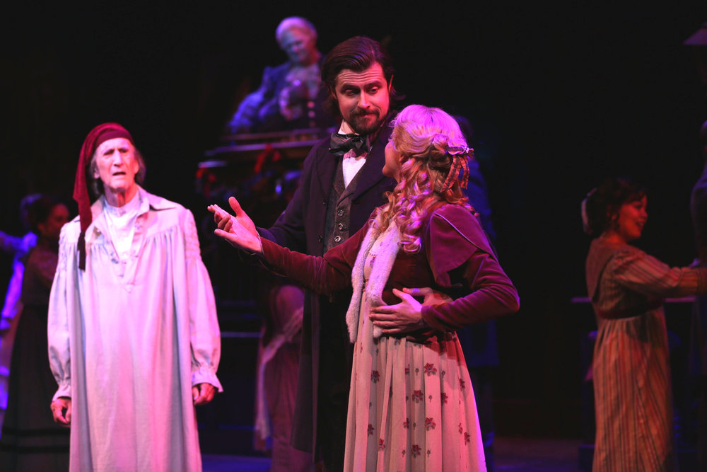 """A Christmas Carol"" at South Coast Repertory"