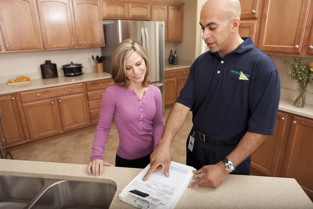 Servicemaster restores home