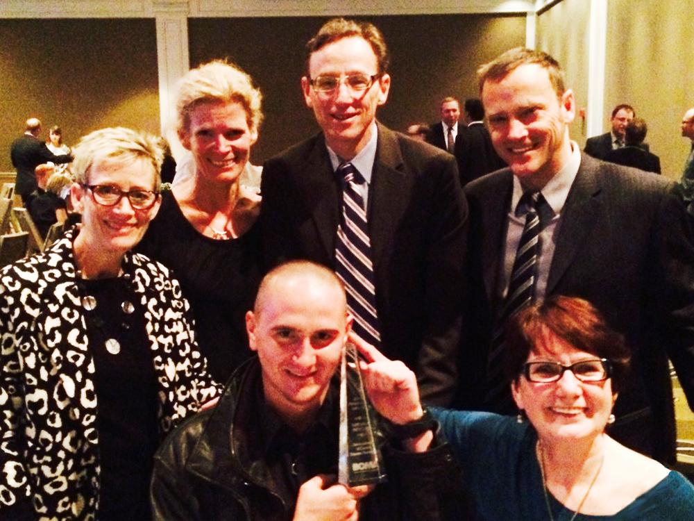 BOMA award 2014