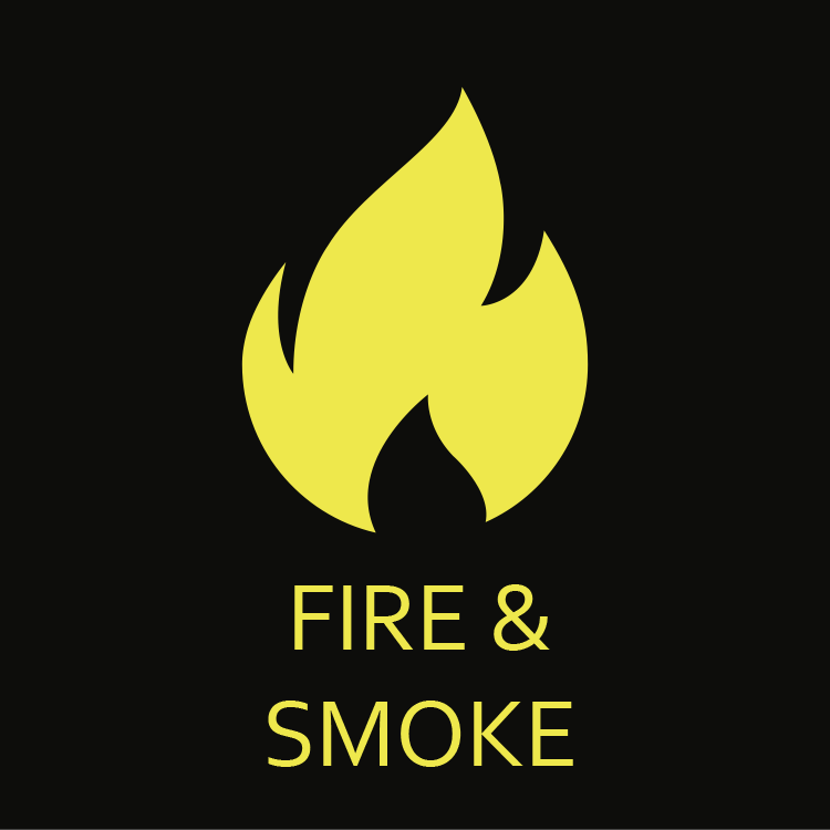 fire & smoke restoration