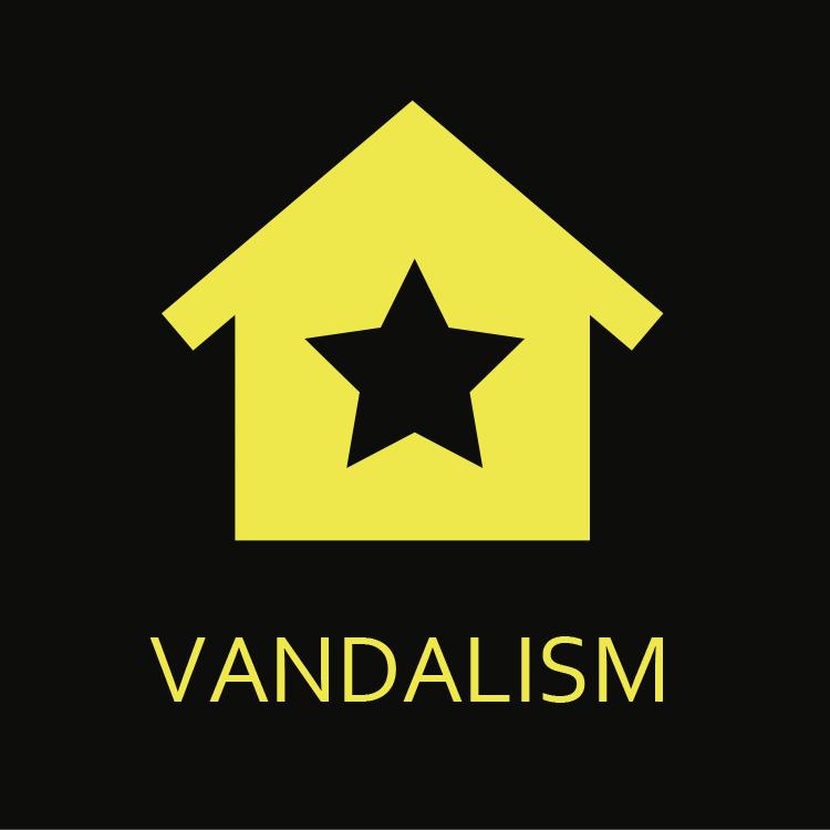 vandalism repair