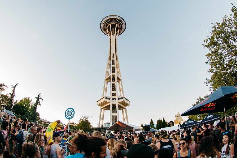DIRTYBIRD BBQ 2016 / SEATTLE, WA