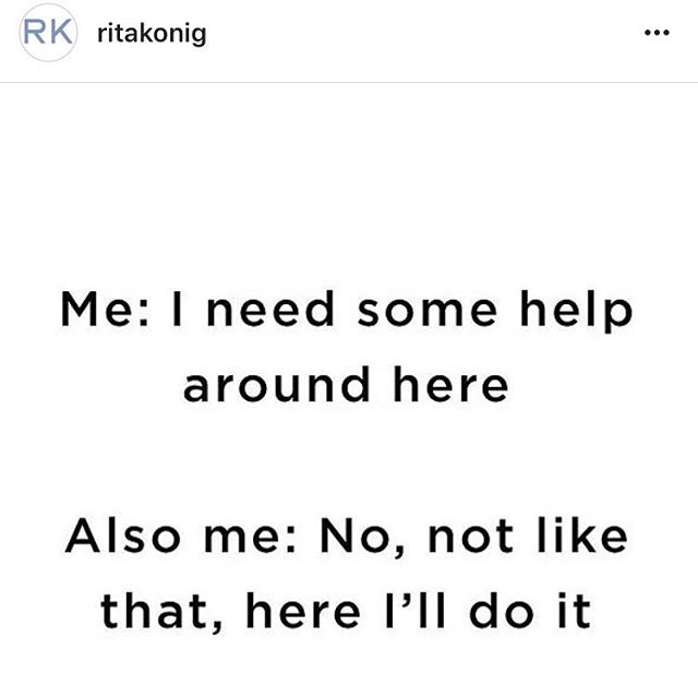 Owning my crazy. Sorry family!! 😜 #controlfreak #christmasMyway Repost by the inimitable and endlessly stylish @ritakonig.