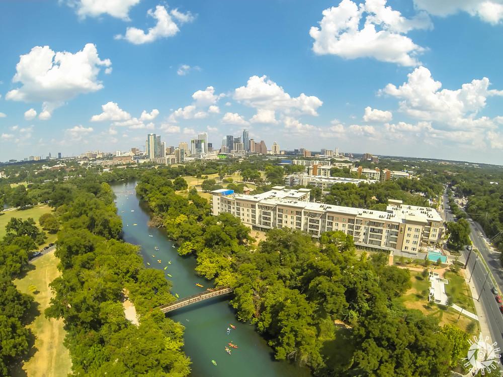 Zilker Park ( Austin Texas )