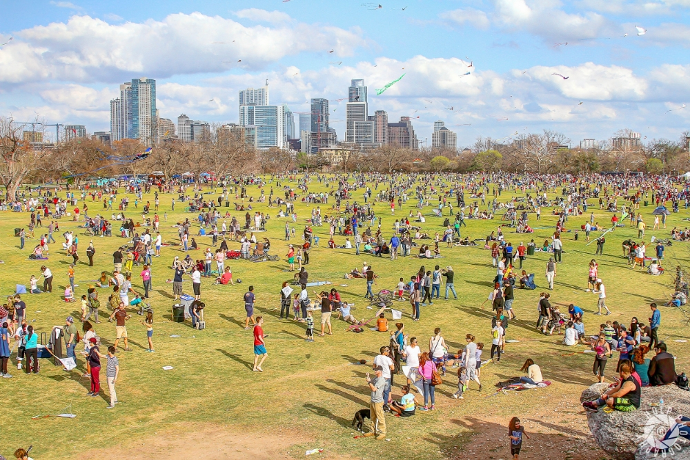 Zilker Kite Festival ( Holp Photography )