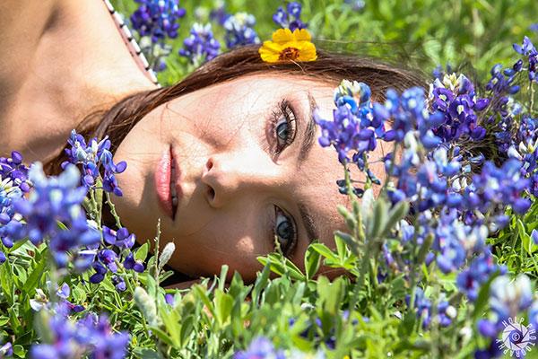 Zaina Carter Model