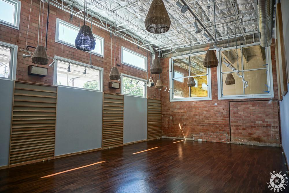 Austin Bouldering Project - Yoga Studio