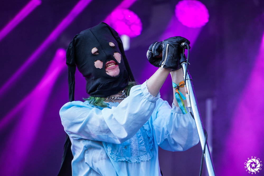Crystal Castles - Austin City Limits Music Festival 2017 - Concert Photographer