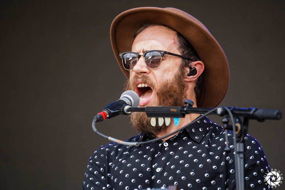 James Vincent - Austin City Limits Music Festival 2017 - Concert Photographer