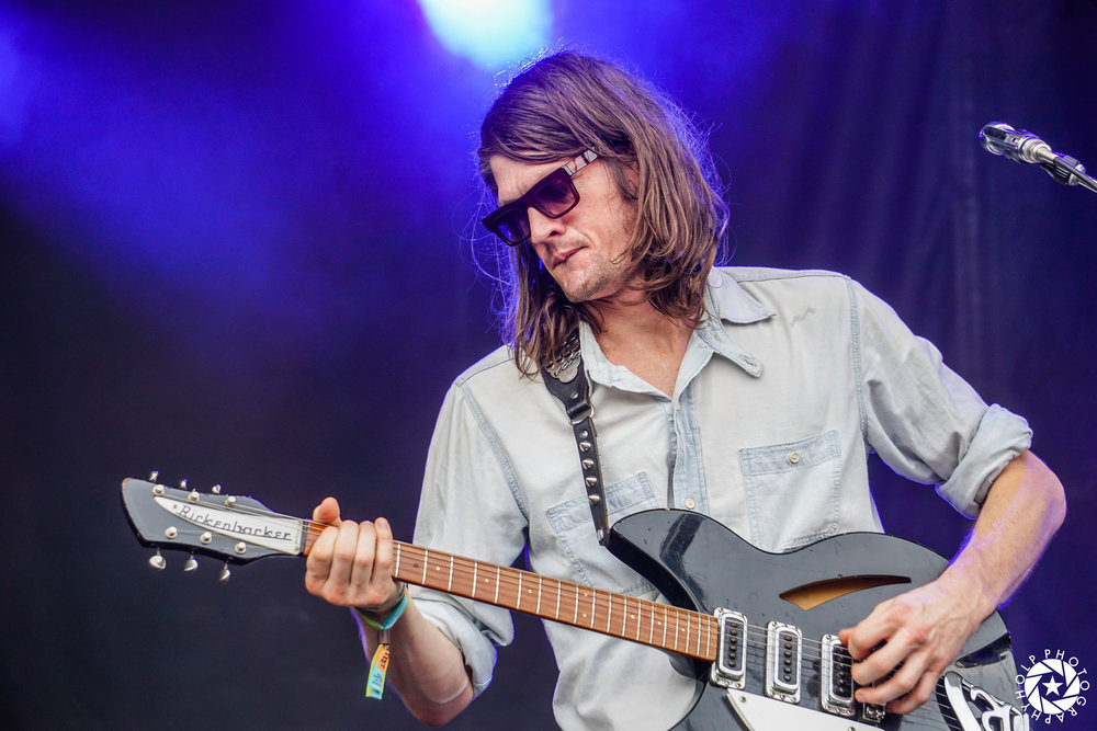 The Black Angels - Austin City Limits Music Festival 2017 - Concert Photographer