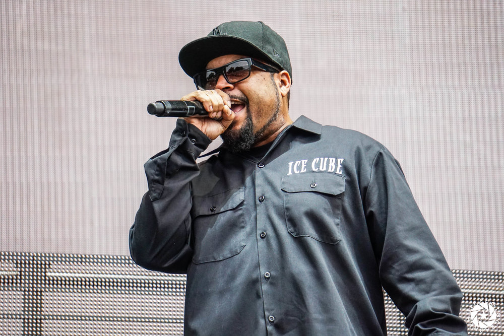 Ice Cube - Austin City Limits Music Festival 2017 - Concert Photographer