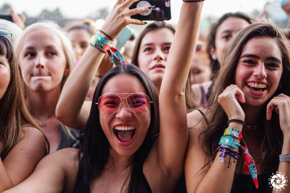 Fans - Austin City Limits Music Festival 2017 - Concert Photographer