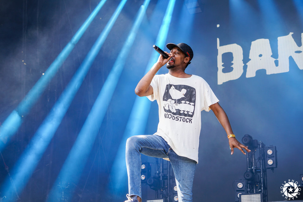Danny Brown - Austin City Limits Music Festival 2017 - Concert Photographer