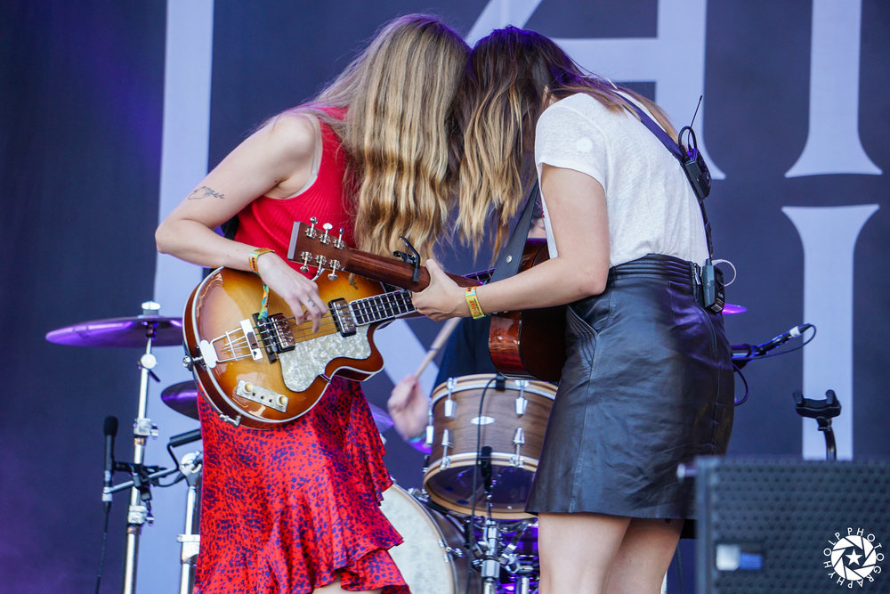 First Aid Kit - Austin City Limits Music Festival 2017 - Concert Photographer