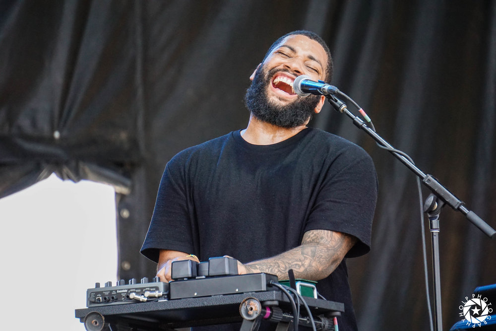 Sam Dew - Austin City Limits Music Festival 2017 - Concert Photographer