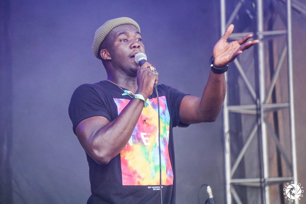 Jacob Banks - Austin City Limits Music Festival 2017 - Concert Photographer