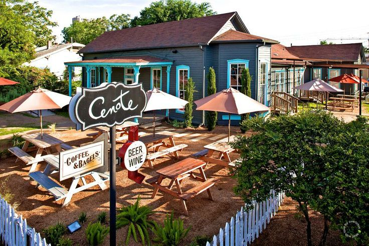 Cenote Coffee - 1010 E Cesar Chavez St, Austin, TX 78702