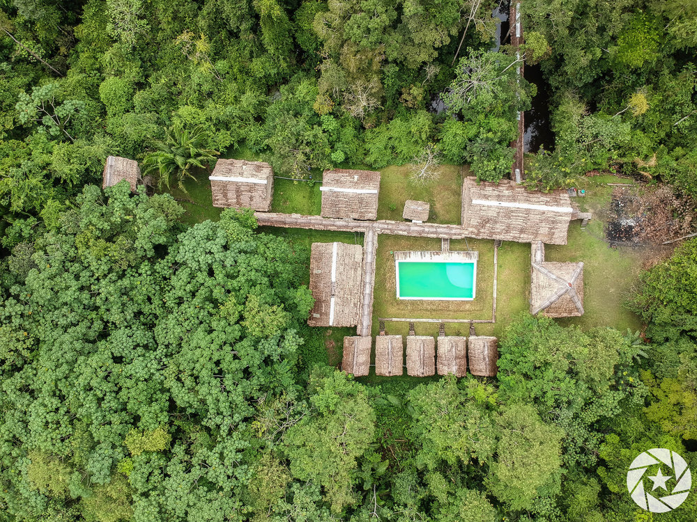 Amazon Jungle Lodge near Iquitos, Peru