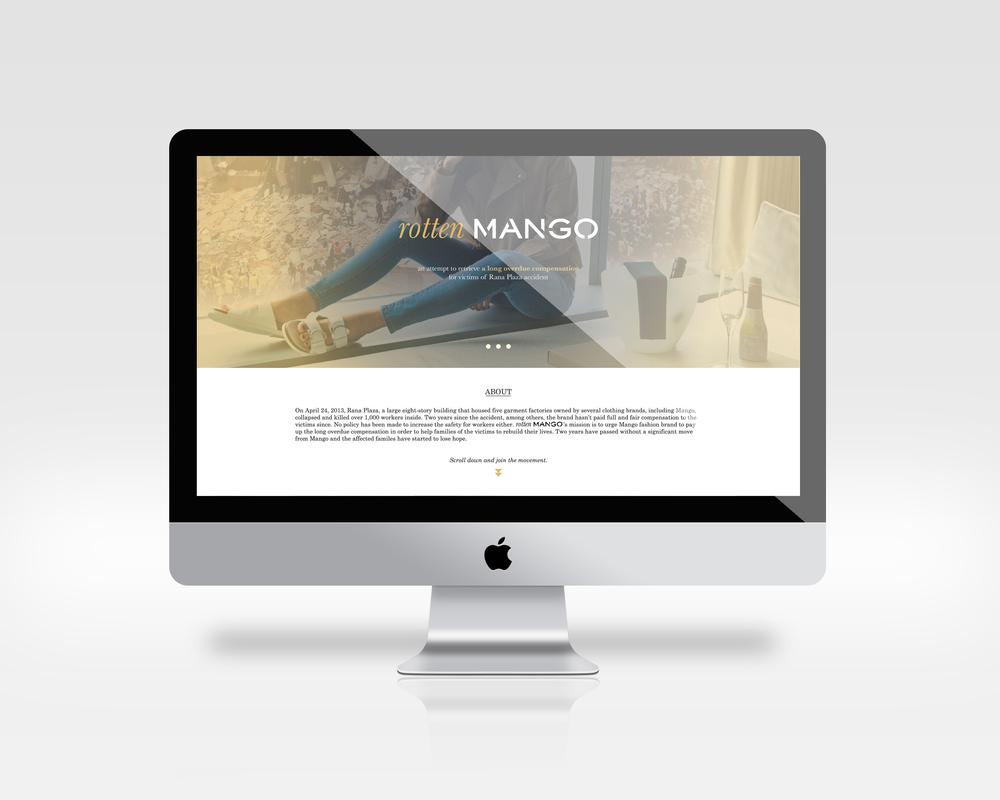 rottenMango Website