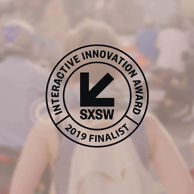 #secretrevealed Thea, my summer project created at Moment/Verizon, is officially announced as one of the finalists for this year's SXSW Interactive Innovation Award!! If you're around, come find our booth in the Finalist Showcase in Austin, TX on March 11 🤓🥳🙏 . . .Side note/shameless plug: Thea was ALSO shortlisted at this year IxDA Awards and currently in the run for People's Choice Award. Click on the link in bio to vote please! Arigato 😍