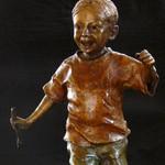 "Sarah Richard's ""Bronze Sculpture for the Discerning Investor"""