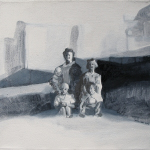 Nina Torr - Family - Sold