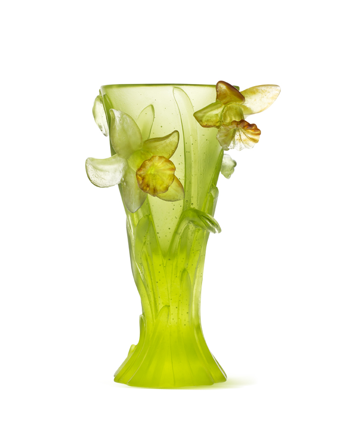 Daffodils Vase Daum