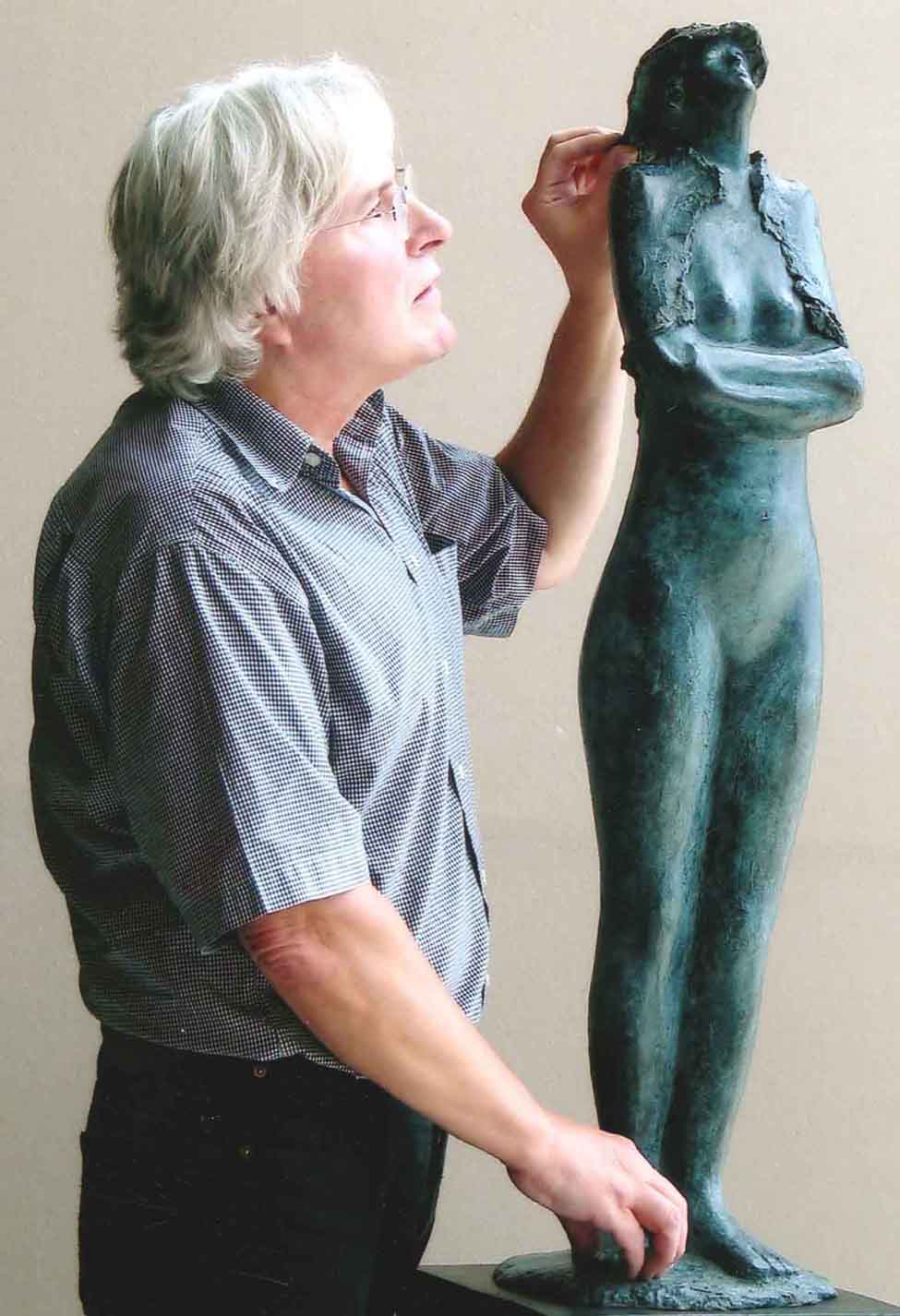 louis laubignat art sculptor