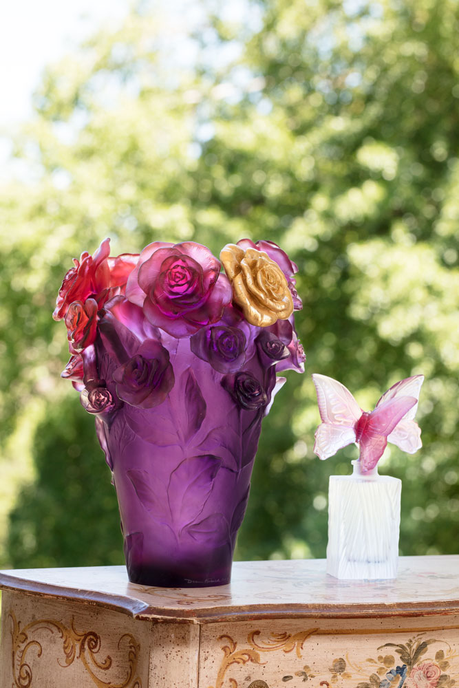 Rose-Passion vase rouge violet & fleur or -et- Flacon Papillon.jpg