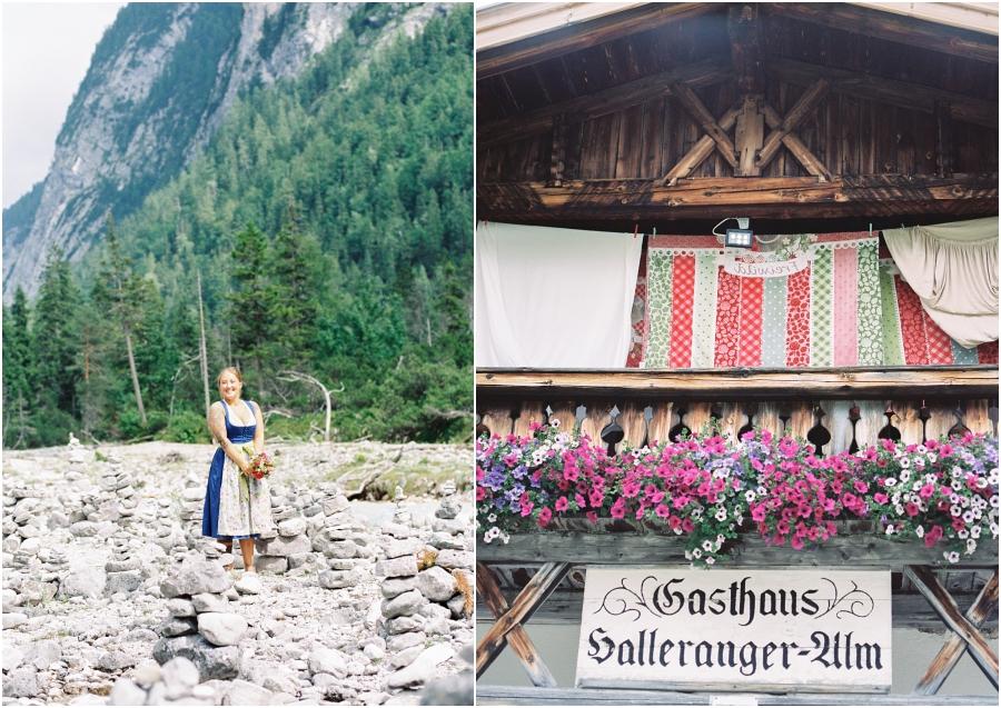 Siegrid Cain Hochzeit Tirol Austria Karwendel Tracht Tattoos Brautkleid Gössl Gebirge Sommer Verliebt Grauvieh Edelweiss Alpine Almhütte alternative Hochzeit barfuss Sommerblumen Brautstrauss_0007.jpg
