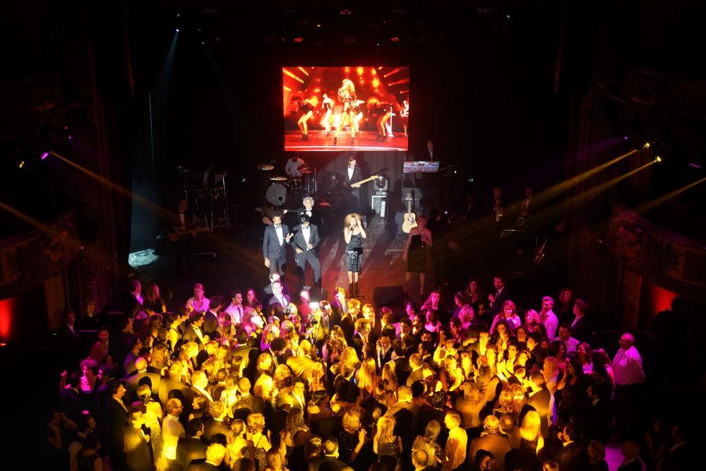 Paris Groove en live pour un séminaire d'entreprise