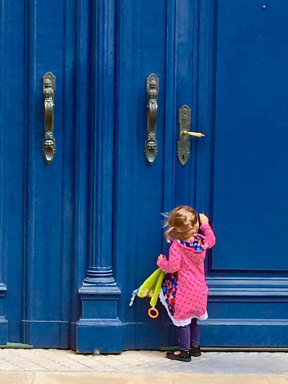 Photo : Soricelli Claude     Thème : Toc Toc