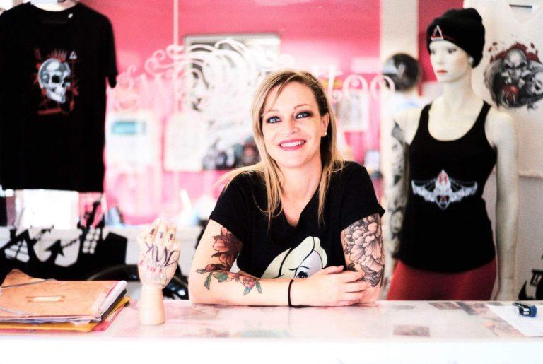 - Alexia Cassar - the Tétons Tattoo Shop
