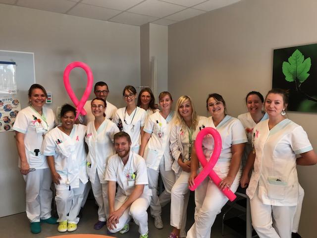 Equipe oncologie de l'U26