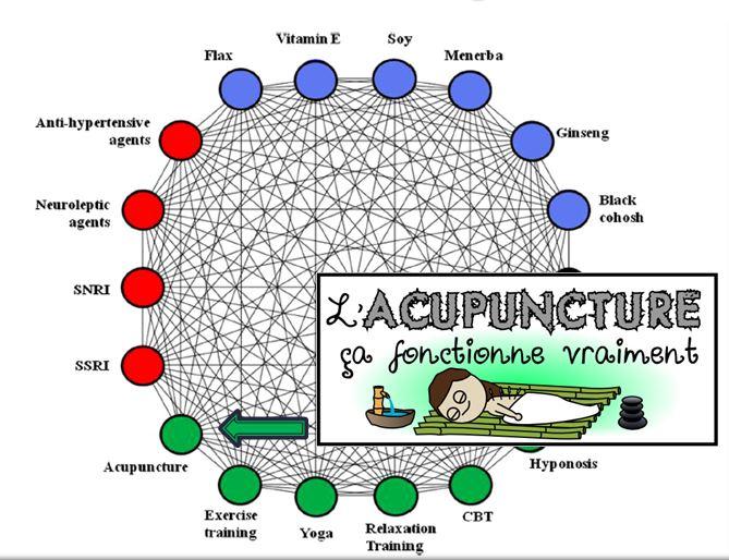 - En effet, l'acupuncture aide à rétablir l'équilibre naturel du corps en influençant les systèmes endocriniens et les systèmes nerveux sympathiques et parasympathiques ….