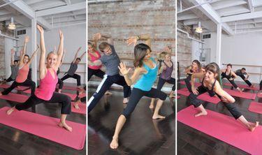 - 11:00 Workshop Essentrics / Danielle Ribbs instructeur pilates et Essentrics