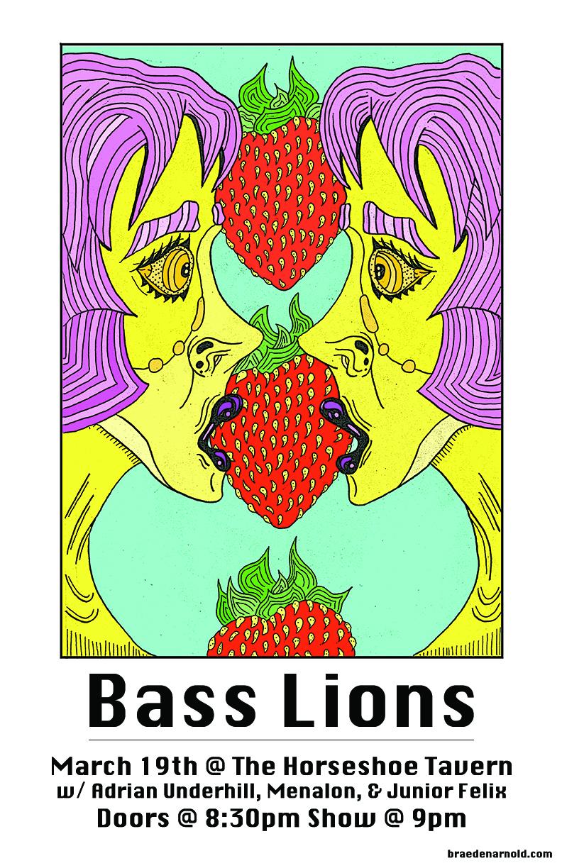 Bass Lions
