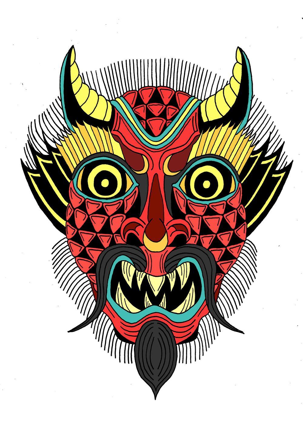 Devils & Demons (3/6)