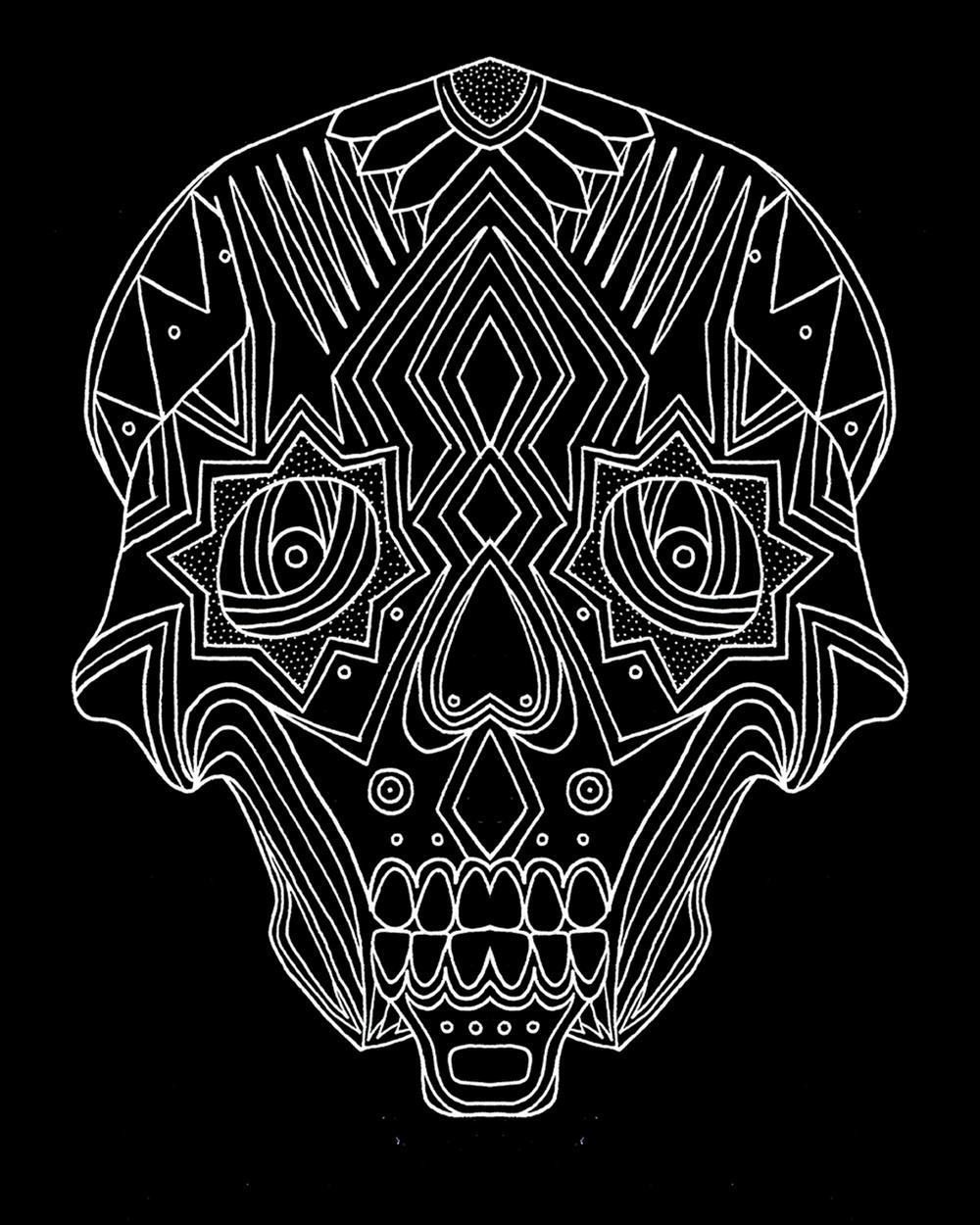 Coke Skull (1/3)