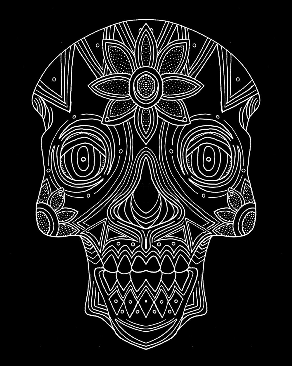 Coke Skull (2/3)