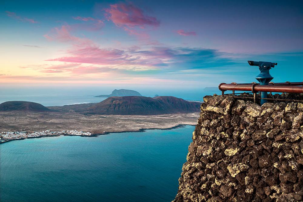 Mirador del Rio · Lanzarote