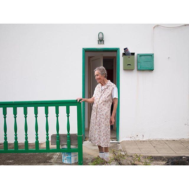 #lacostaafortunada es impensable sin personas como Leonor en Punta Mujeres.