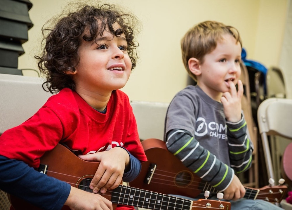 Brooklyn's best guitar lessons for kids