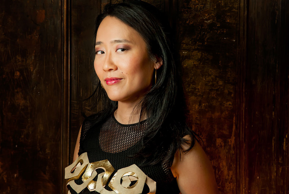 Helen Sung will be holding a clinic on rhythm at the beginning of the festival.