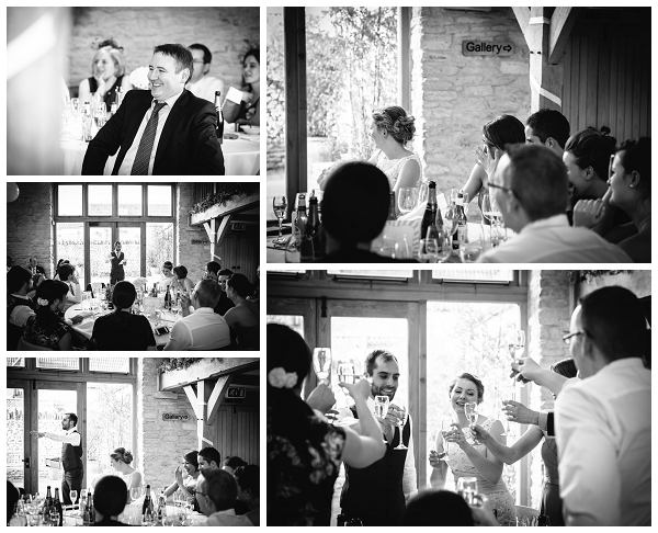 Kingscote Barn Wedding034
