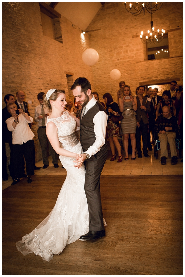 Kingscote Barn Wedding038