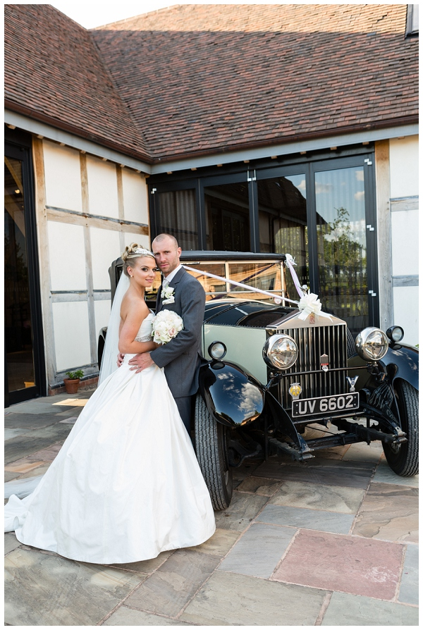 Kylie & Russ - Redhouse Barn (5)