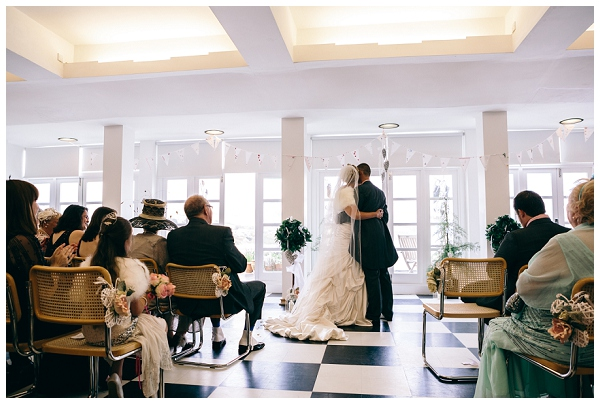Katie & James Burgh Island Wedding (12)