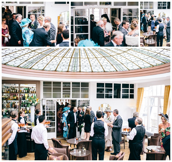 Katie & James Burgh Island Wedding (11)